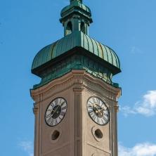 Heilig-Geist-Kirche, Viktualienmarkt