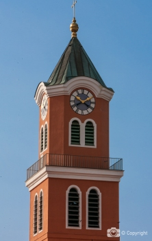 Lutherkirche, Evangelische Kirche