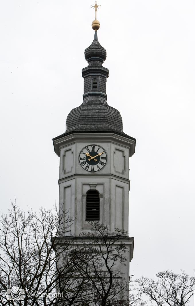 St. Margaret alte Pfarrkirche, Untersendling