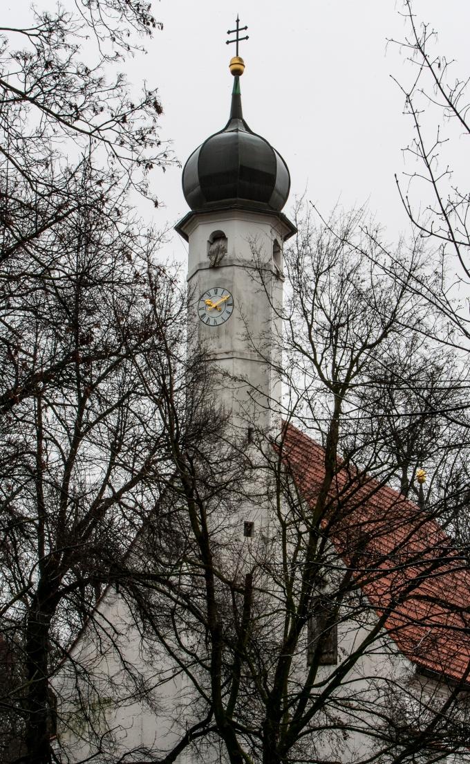 Sankt Nikolai Kirche, am Gasteig