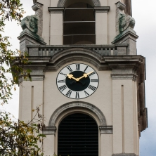 St Margaret Kirche Harras