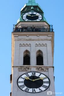 St Peters Kirche, Marienplatz