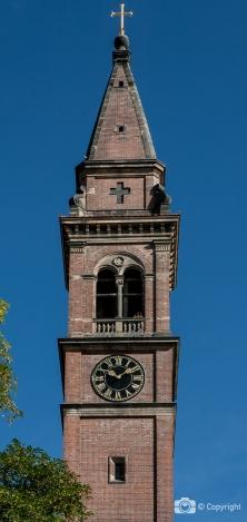 St Ursula Kirche, Schwabing