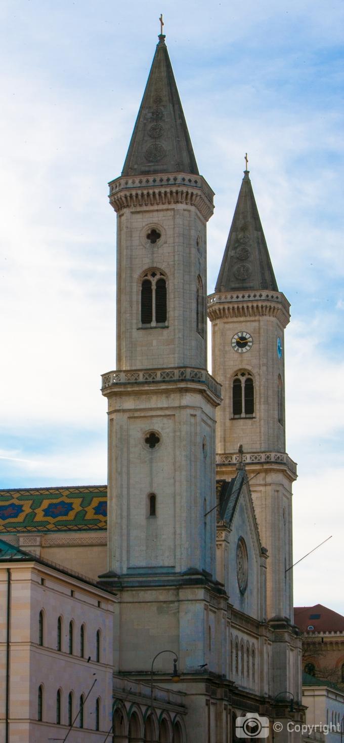 Katholisches Pfarramt St. Ludwig