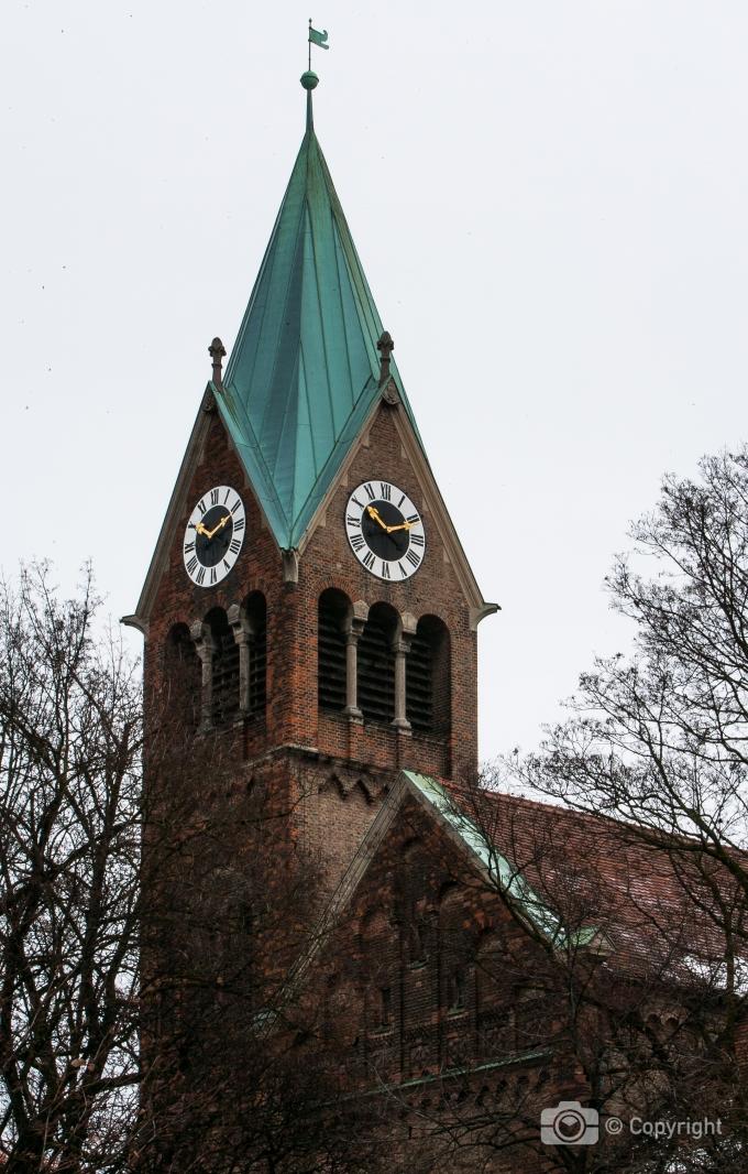 St. Johannes am Preysingplatz, Haidhausen