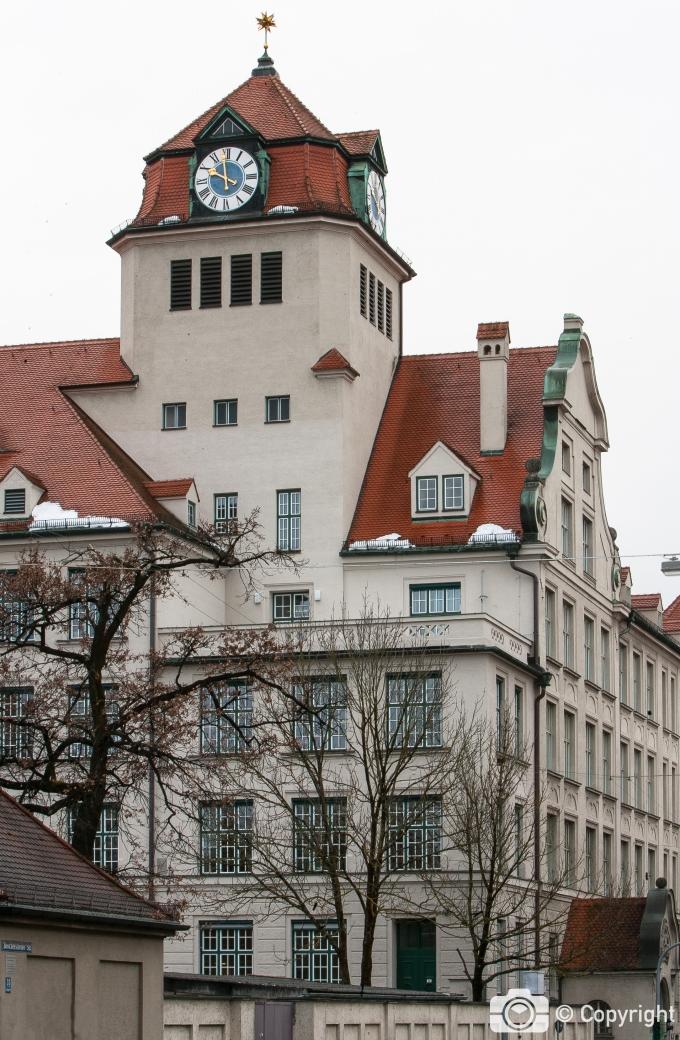 Grundschule Boschetsrieder Straße, Obersendling