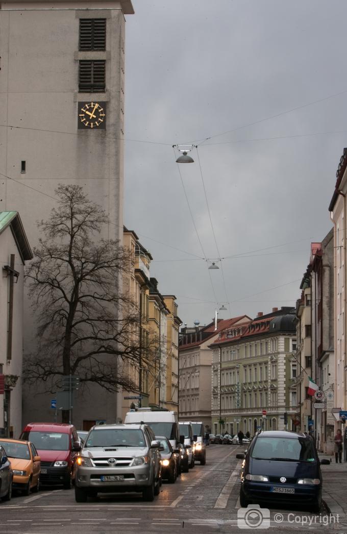 St. Andreas Zenettistraße