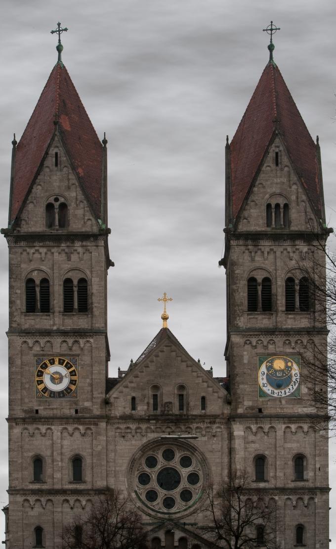 St. Benno, Maxvorstadt