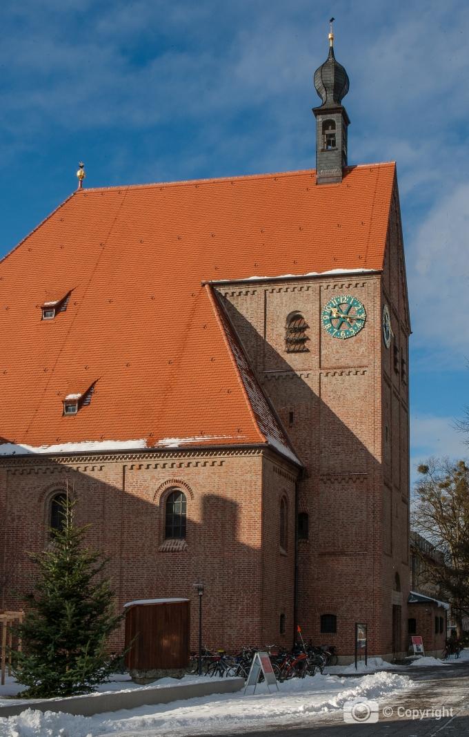Stephanuskirche, Neuhausen Nymphenburg