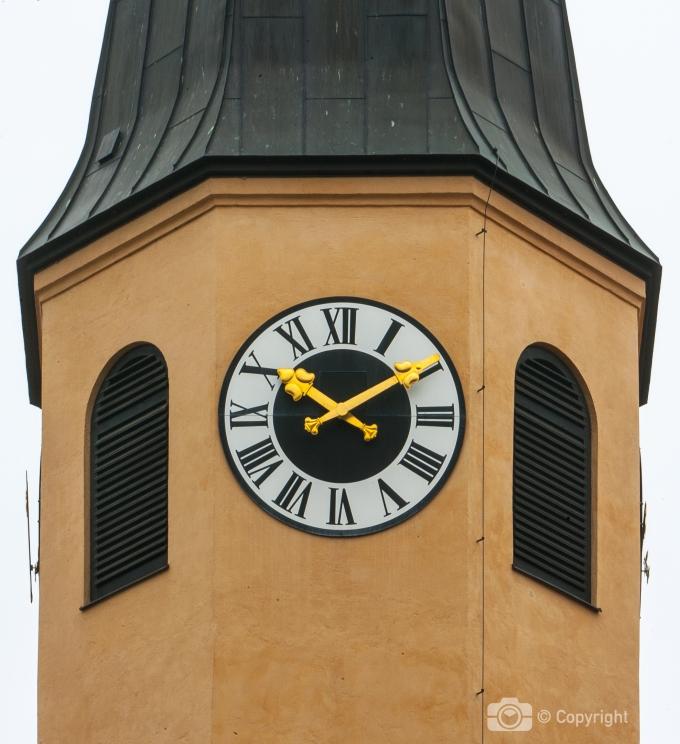 Sankt Sylvester, Altschwabing