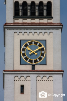 Pfarrkirche Maria Schutz, Pasing