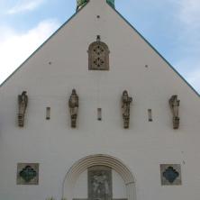 Mariä Heimsuchung, Westend