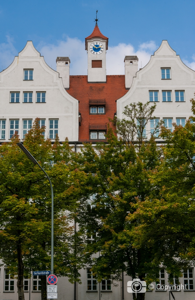Grundschule am Agilolfingerplatz, Untergiesing-Harlaching