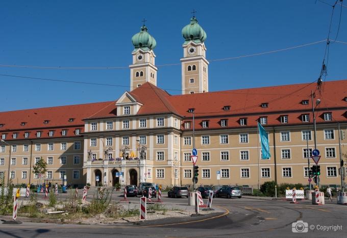 Haus St Josef.