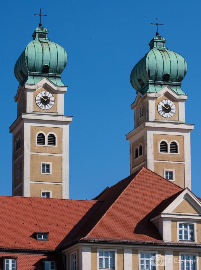 Haus St Josef, Sendling.